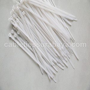 CABLE TIES 3,6 X 150 WHITE
