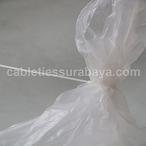 CABLE TIES 2,5 X 200 WHITE